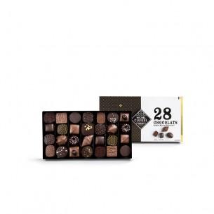 Coffret Manufacture Noir et Lait N°28