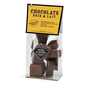 Sachet Chocolat Noir Et Lait