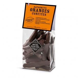 Sachet Bâtonnets D'oranges Confits