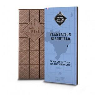 Tablette Plantation Riachuelo Lait