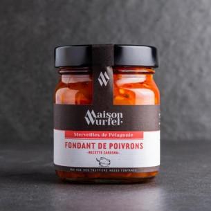 Fondant de poivron rouge - Maison WURFEL