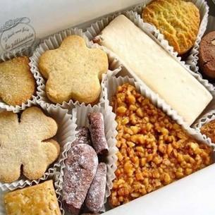 Assortiment de biscuits  Le petit Duc